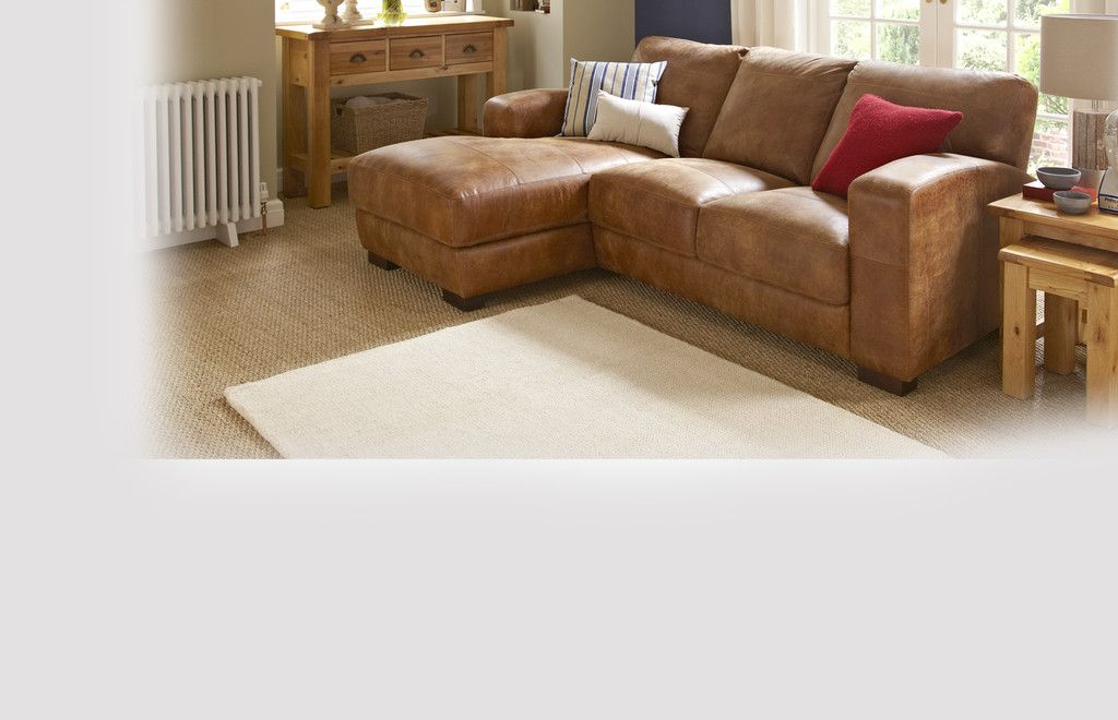 Right Hand Facing 3 Seater Chaise End Sofa Outback Dfs