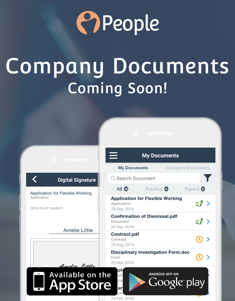 Coming Soon: Access Company Documents with the People HR App