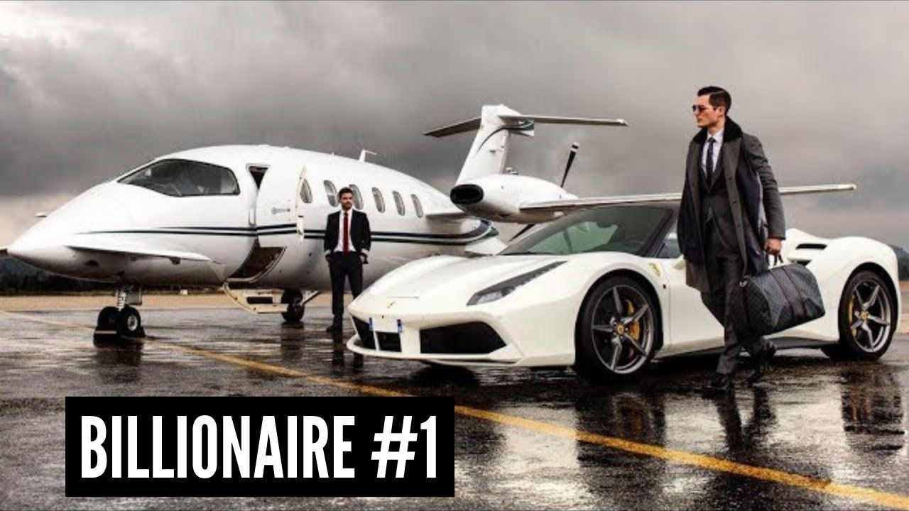 Entrepreneur Billionaire Lifestyle | Motivation & Visualization