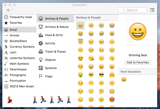 Keyboard List Of Emoji Substitutions For Messages In Mac Os X Emoji List Emoji Messages