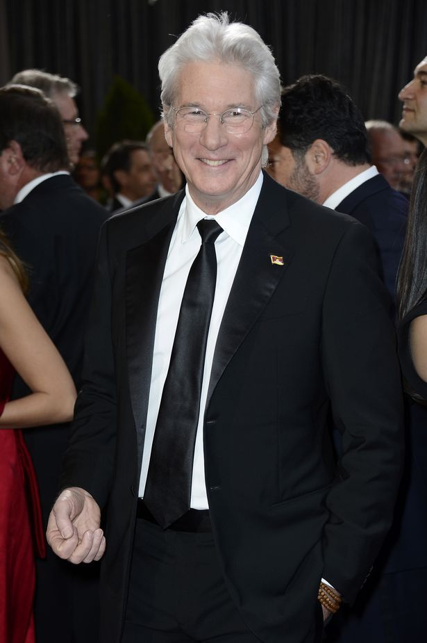 Oscars 2013 red carpet