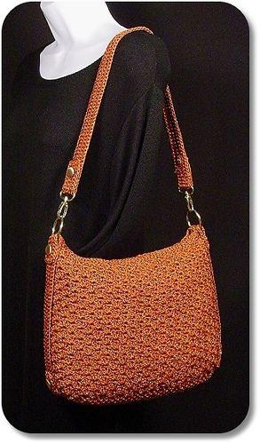 Ravelry: Royale bag, free pattern by Mona Modica ~k8~