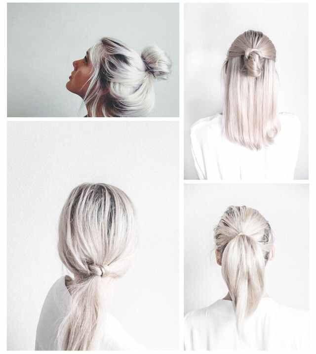 Goal Platinum: Pin By Samantha Packham On Wishful Hair Colours