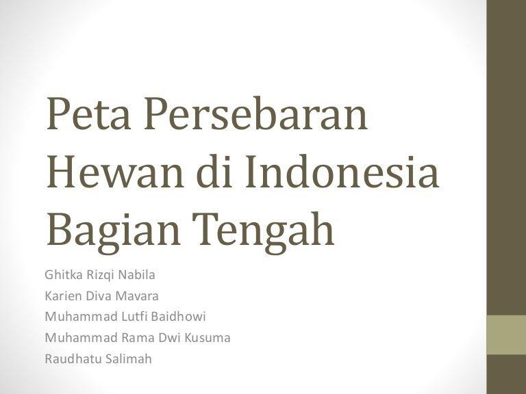 Peta Persebaran Fauna Di Indonesia Bagian Timur Peta Persebaran Flora Dan Fauna Di Indonesia Bagian Tengah Download Wallace D Di 2020 Peta Indonesia Gambar Garis