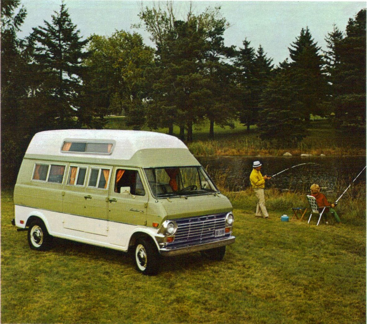 1970 Ford Econoline Custom Boogie Van With Images Vans Ford E
