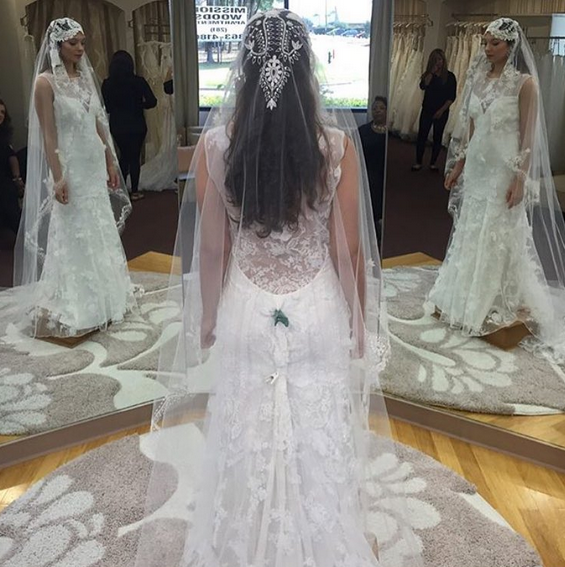 Wedding Gowns Houston Tx: Happening NOW At Our Brickhouse Bridal Claire Pettibone