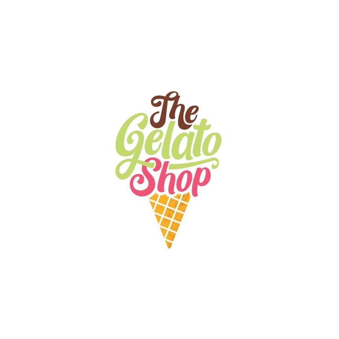 The Gelato Shop by Brett Stiles @bstiles665 - LEARN LOGO DESIGN ...
