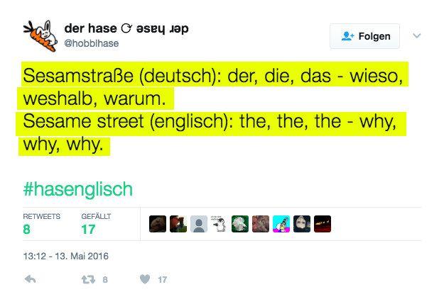 Photo of 23 Fotos, die dich zur Weißglut bringen, wenn du gerade Deutsch lernst