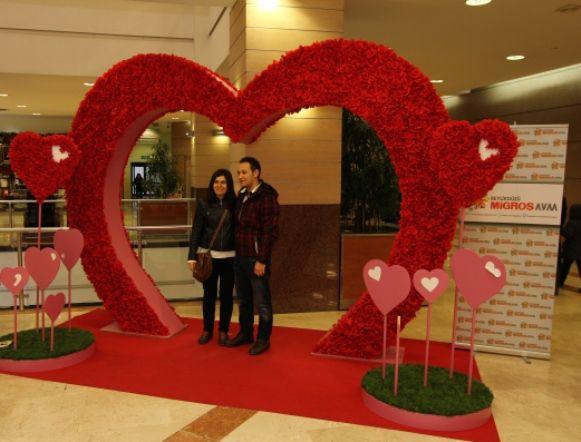 #beylikduzumigrosavm sevgililer günü hatırası!