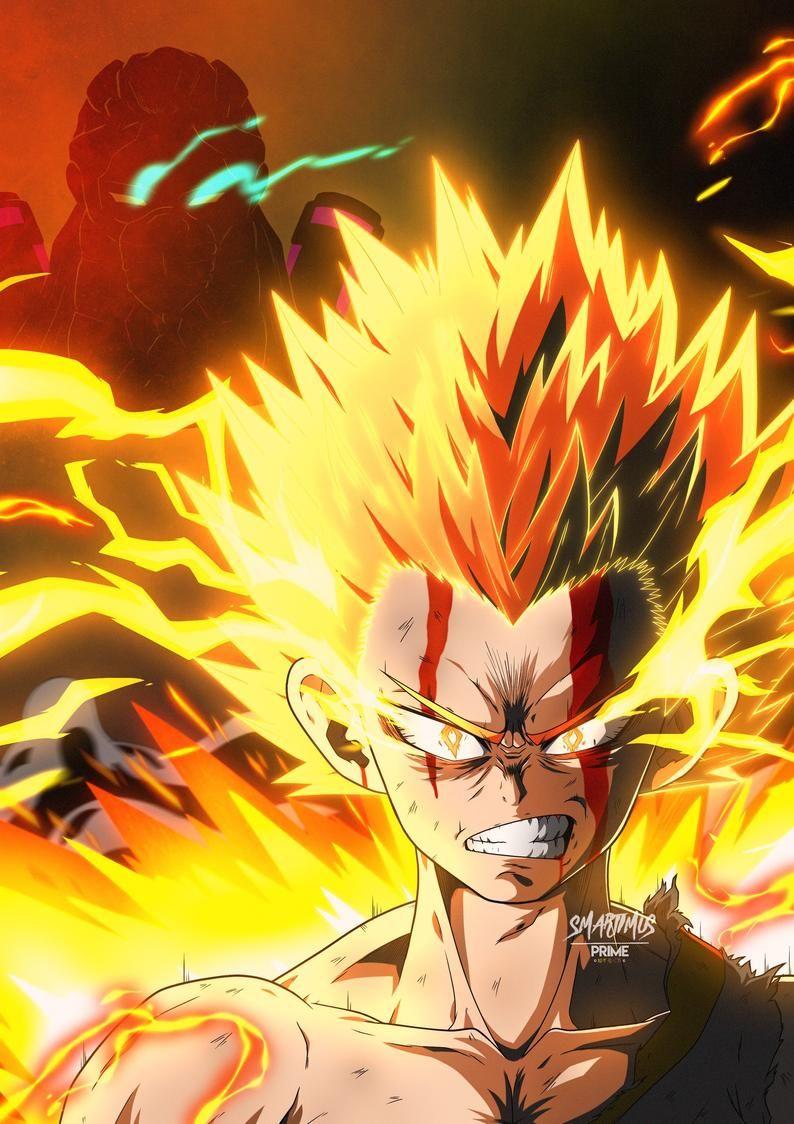 Explosive Power LR style