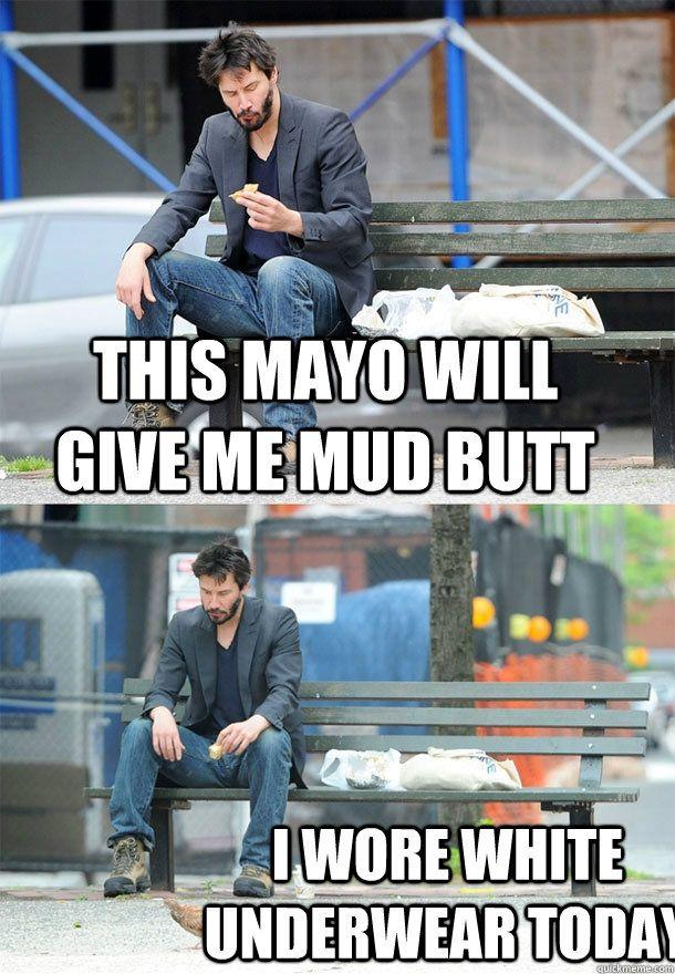mud butt.....