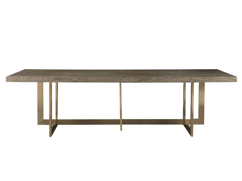 Modern Jamison Dining Table Dining Table Universal Furniture