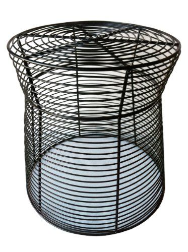 Pangaea Home And Garden Metal Wire Side Table With Images