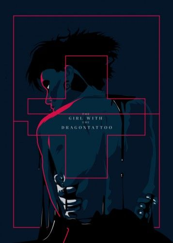 The Girl With The Dragon Tattoo by Fourteen Lab