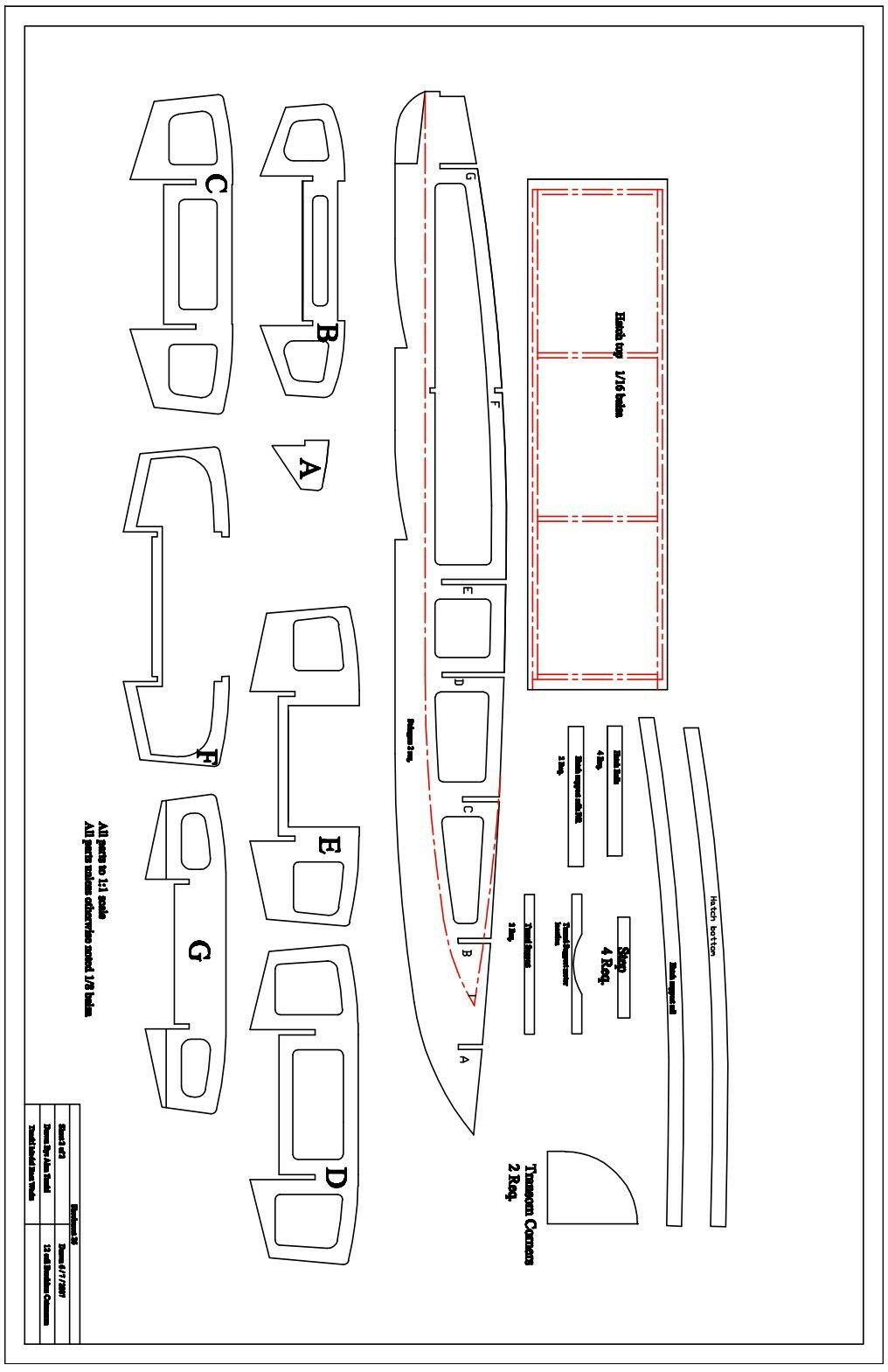wiring diagram for rc boats