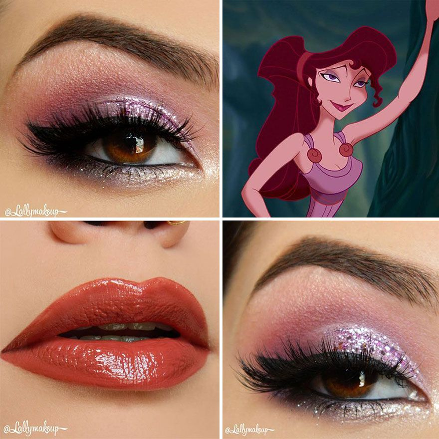 Photo of 32 Disney-Inspired Makeup Looks By This Amazing Artist