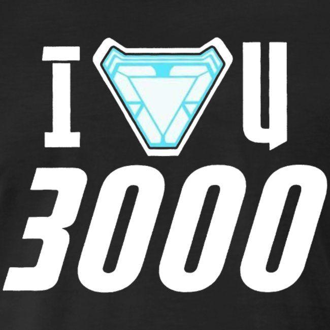 Download I Love You 3000 Avengers Endgame   Love you, My love, I ...