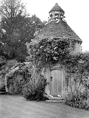 dovecote at Nymans