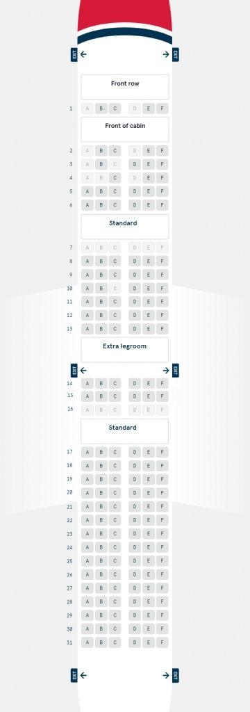 Dreamliner Seating Chart Di 2020