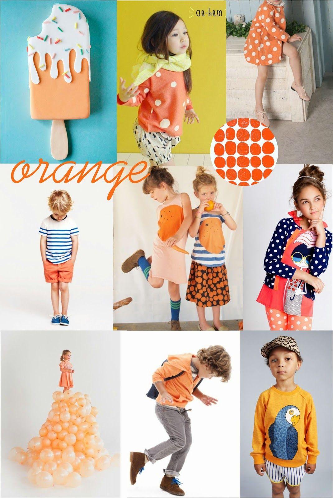 Naissance: Orange