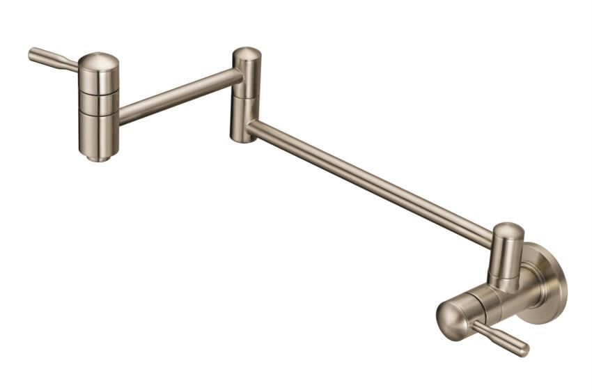 Luxart Carmella C 138 Bn Wall Mounted Pot Filler For Our Kitchen