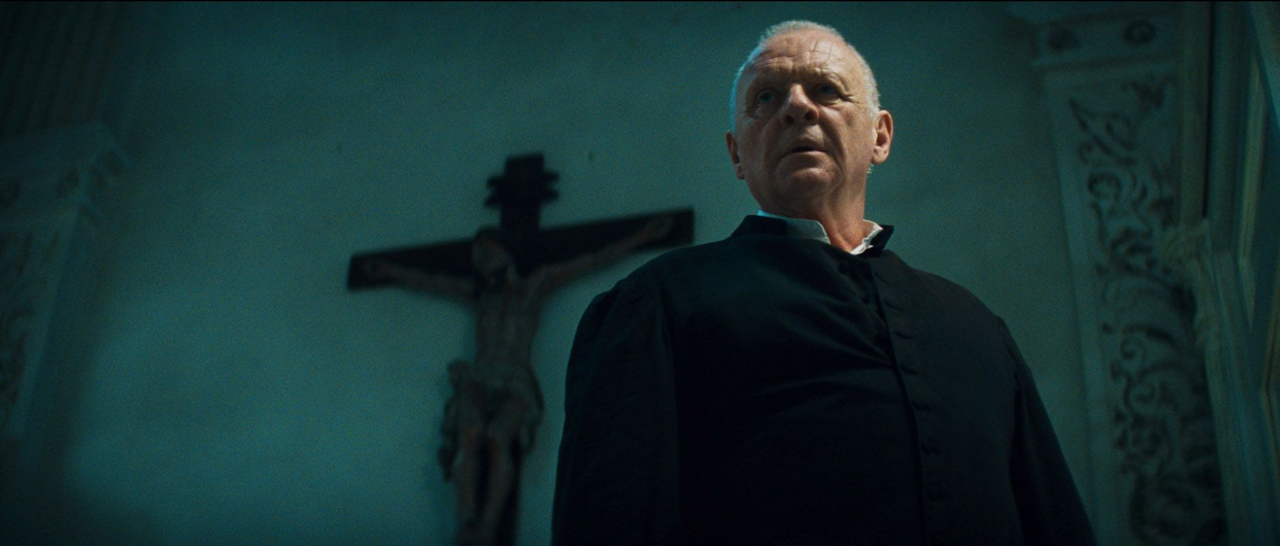 The Rite (2011) Anthony Hopkins as Father Lucas