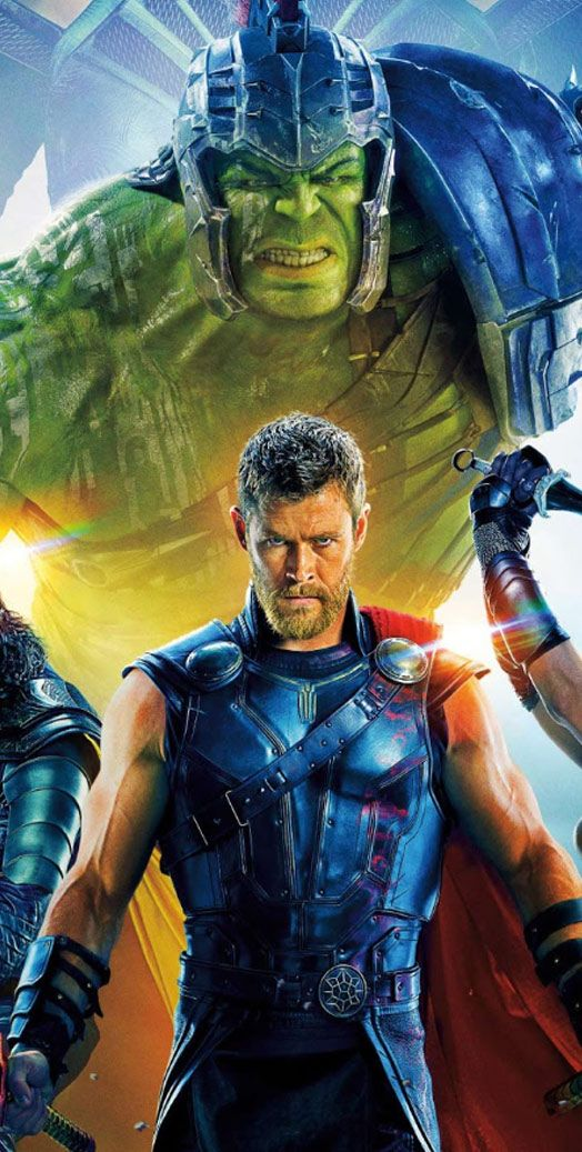 Thor Ragnarok Hd Wallpaper Desktop Wallpaper Ultra Hd 1080p