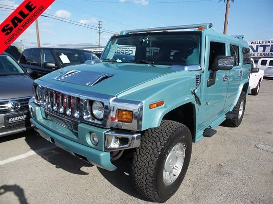 5GRGN23UX7H103625 | 2007 Hummer H2 for sale in Pacoima, CA