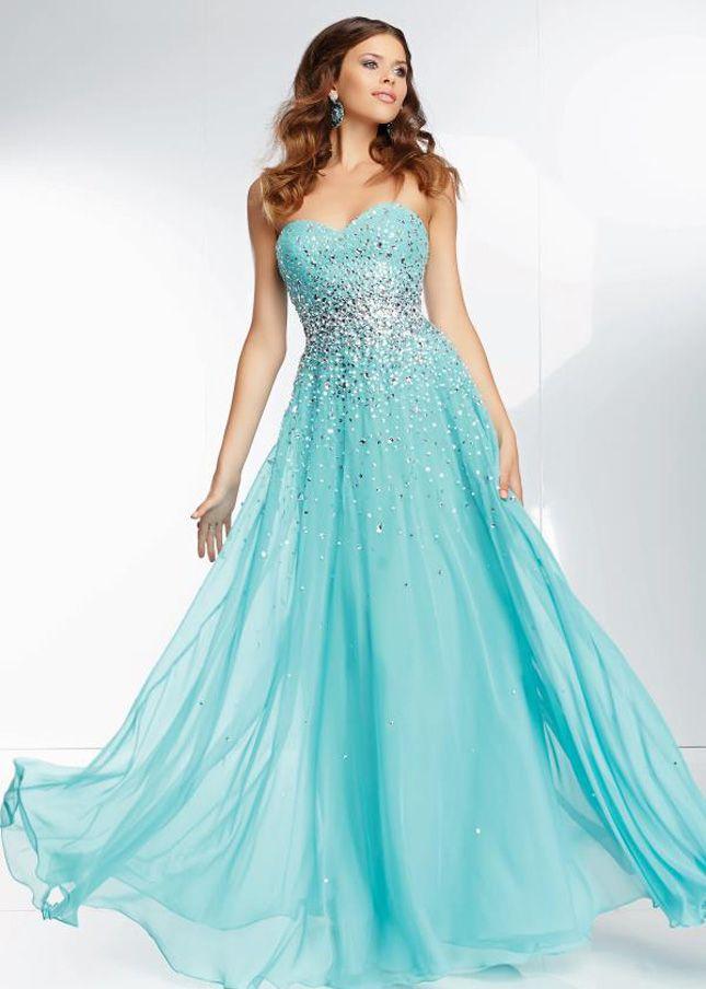 Turquoise Prom Dresses Cheap_Prom Dresses_dressesss