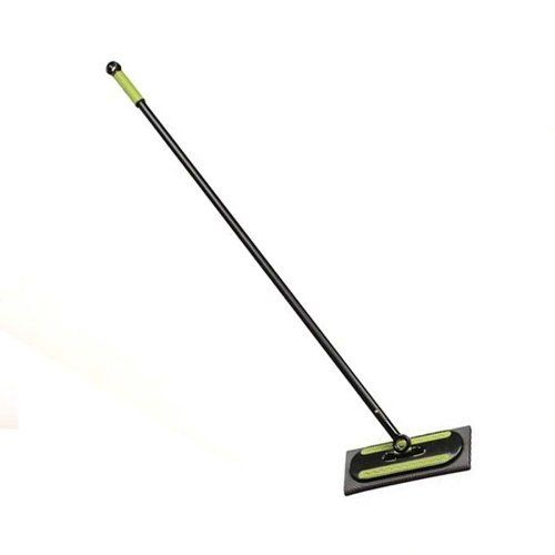 Casabella Quick Sweep Wet and Dry Disposable Cloth Sweeper, Black by Casabella. $12.99. The Quick Sweep Wet and Dry Disposable Cloth Sweeper by Casabella is your all-in-one solution for a safe, quick cleaning. With 7 leading edges to give a more thorough quick clean in less time, there's nothing else like this Patented quick slide zipper holds cloths firmly in place without pinching fingers. The Quick Sweep is a single piece steel pole that resists cracking/break...