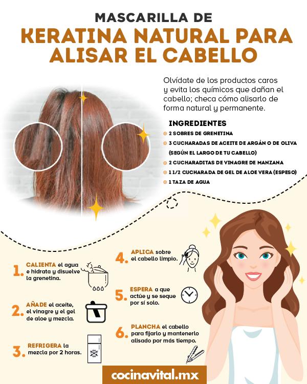 Cómo Alisar El Cabello De Forma Natural Y Permanente Recetas Alisado De Cabello Consejos Naturales De Belleza Belleza Del Cabello