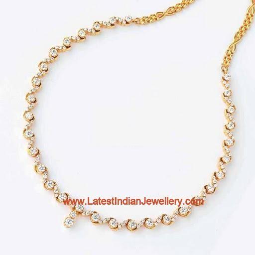 Simple Gold Diamond Necklacesimple Diamond Necklace For ... | 512 x 512 jpeg 19kB