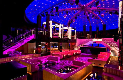 Top Grossing Nightclubs