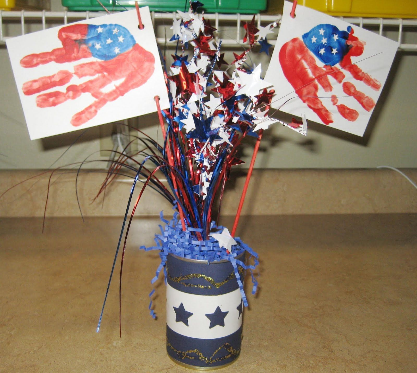 4th Of July Crafts Pre K