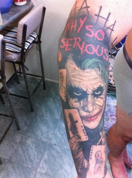 Joker Tattoos Joker Tattoo Joker Tattoo Joker Joker Tattoos