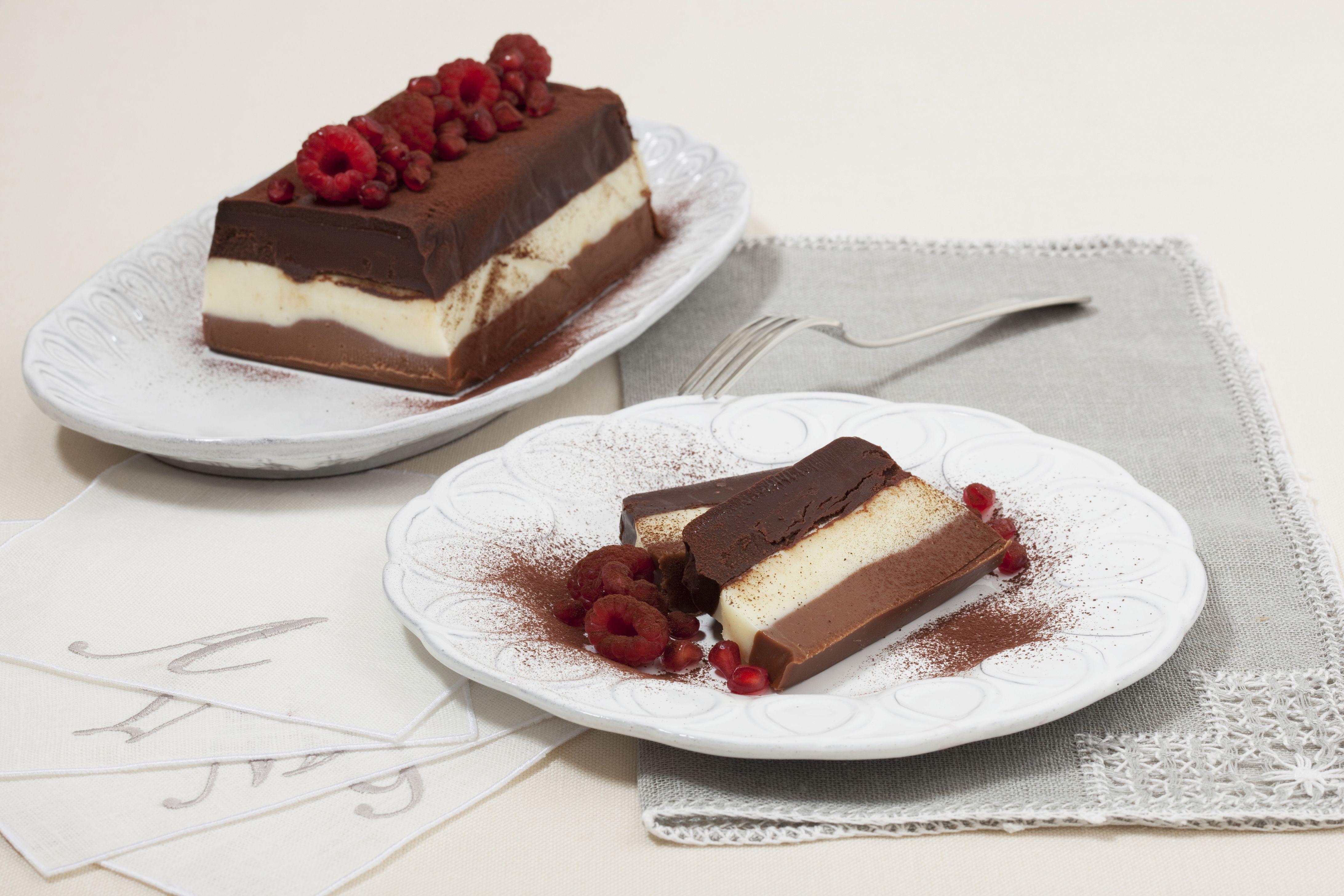 Mattonella cremino | Dolci | Cheesecake, Ethnic recipes e ...