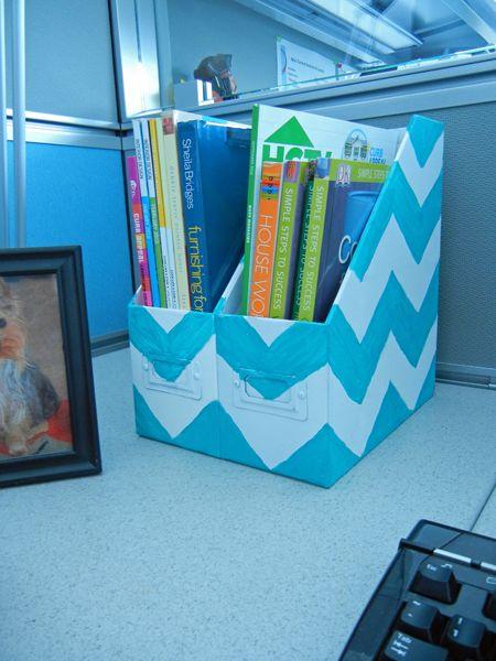 DIY - Organizador com caixa de cereal
