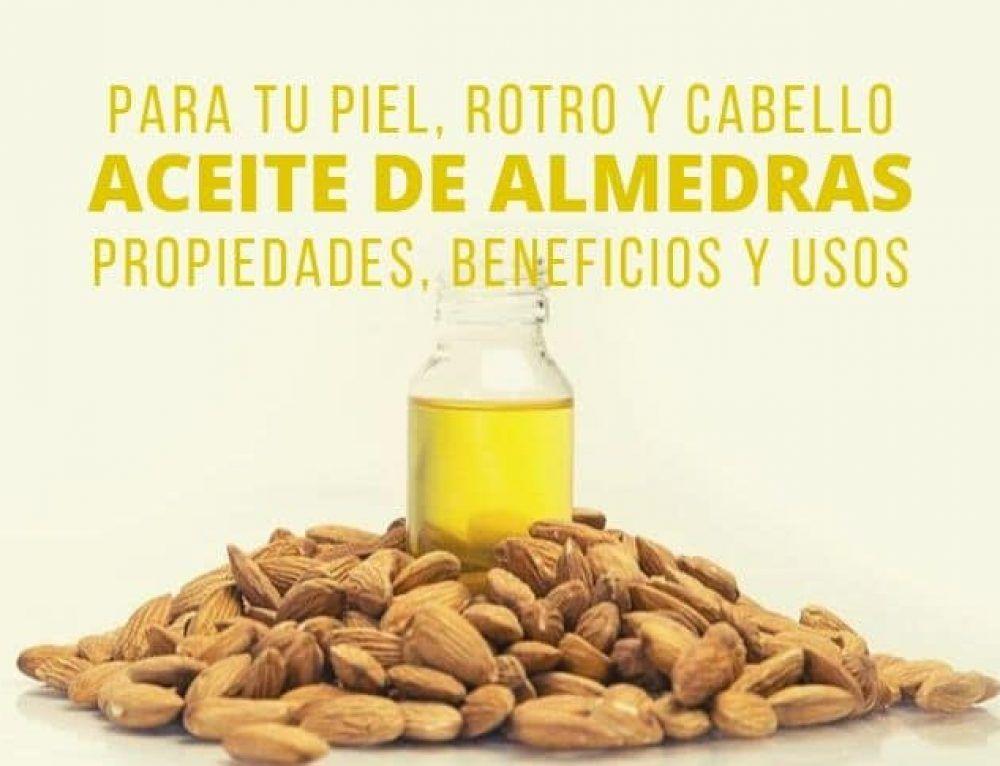 Aceite De Almendras Dulces Para Qué Sirve Propiedades Y Beneficios Aceite De Almendras Dulces Aceite De Almendras Aceite De Ricino