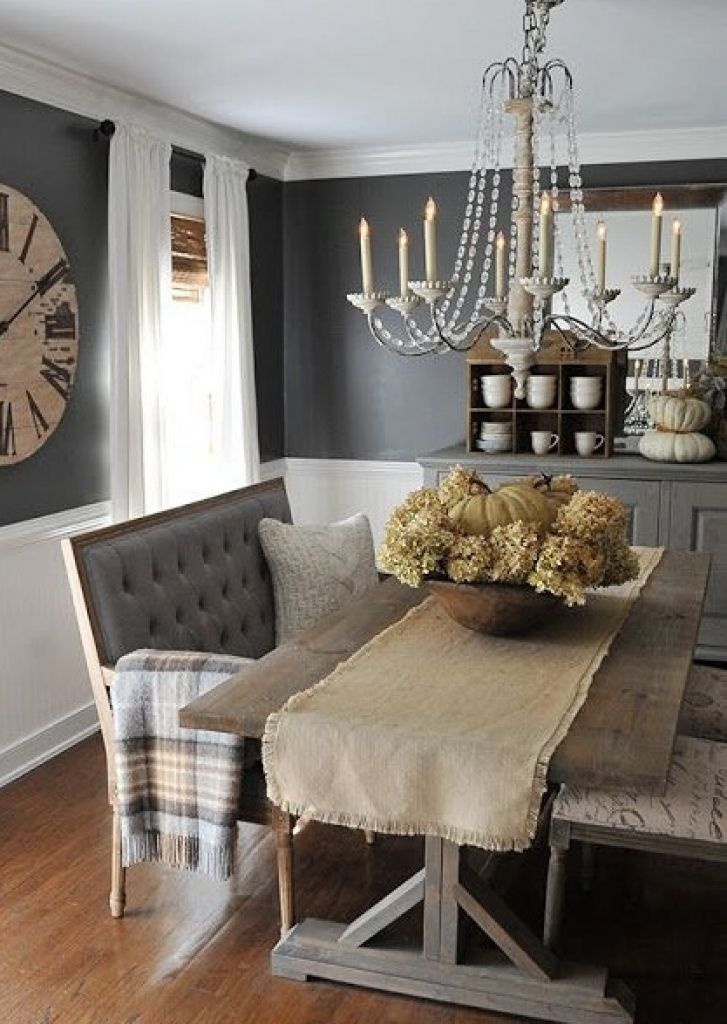Dining Room Decoration Dining Room Bench Ideas