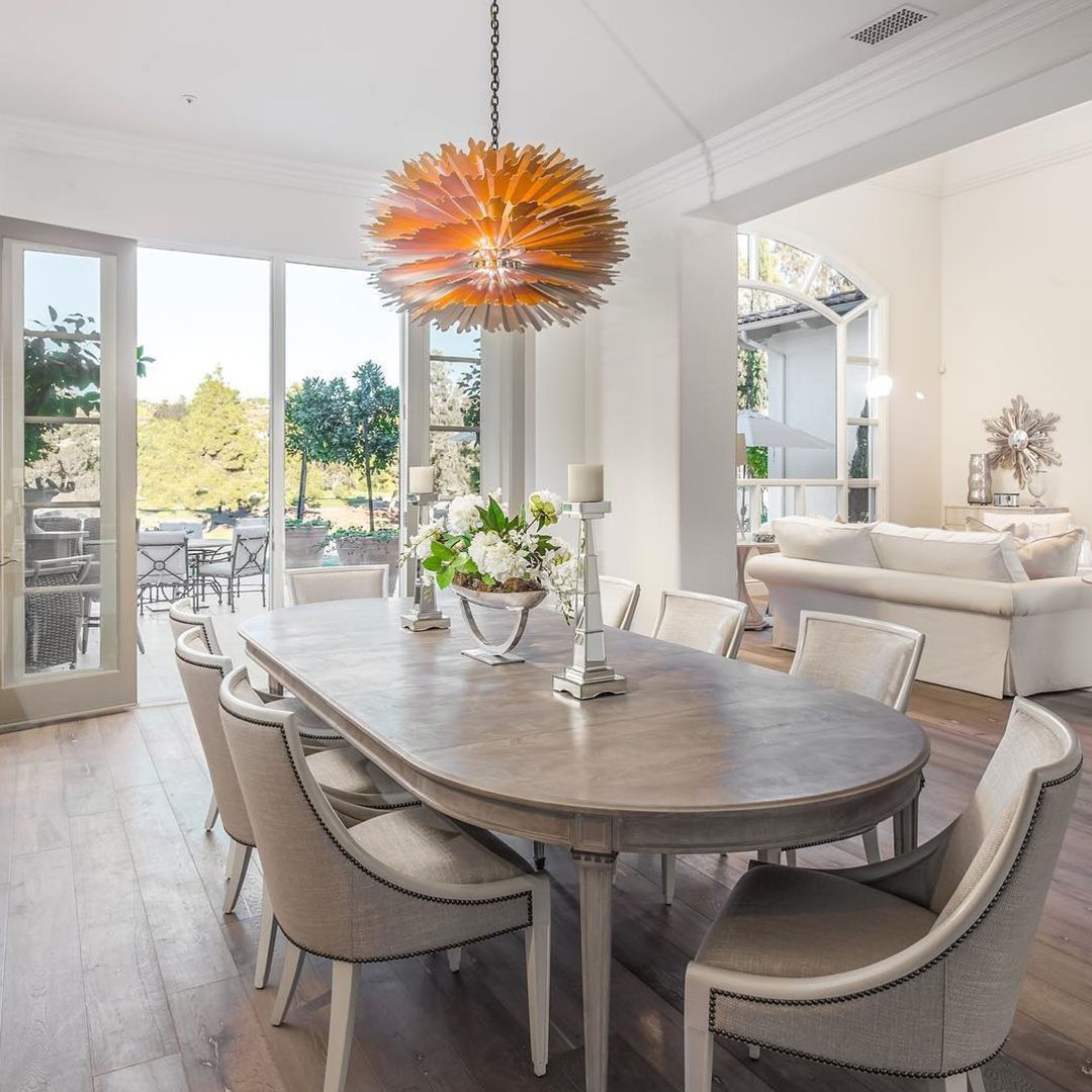 30 Incredible Eclectic Dining Designs: Theodore Alexander Favorites