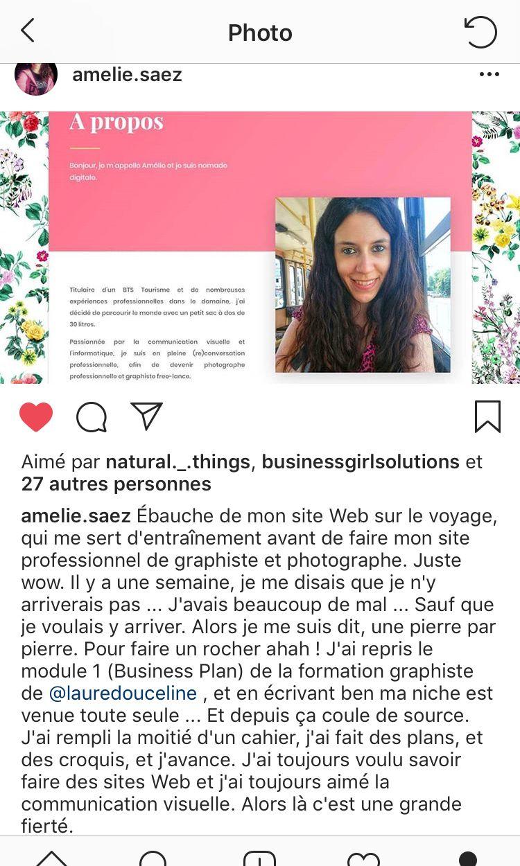 Webempire Laure Douceline Laura Lee Cv Website Photographie