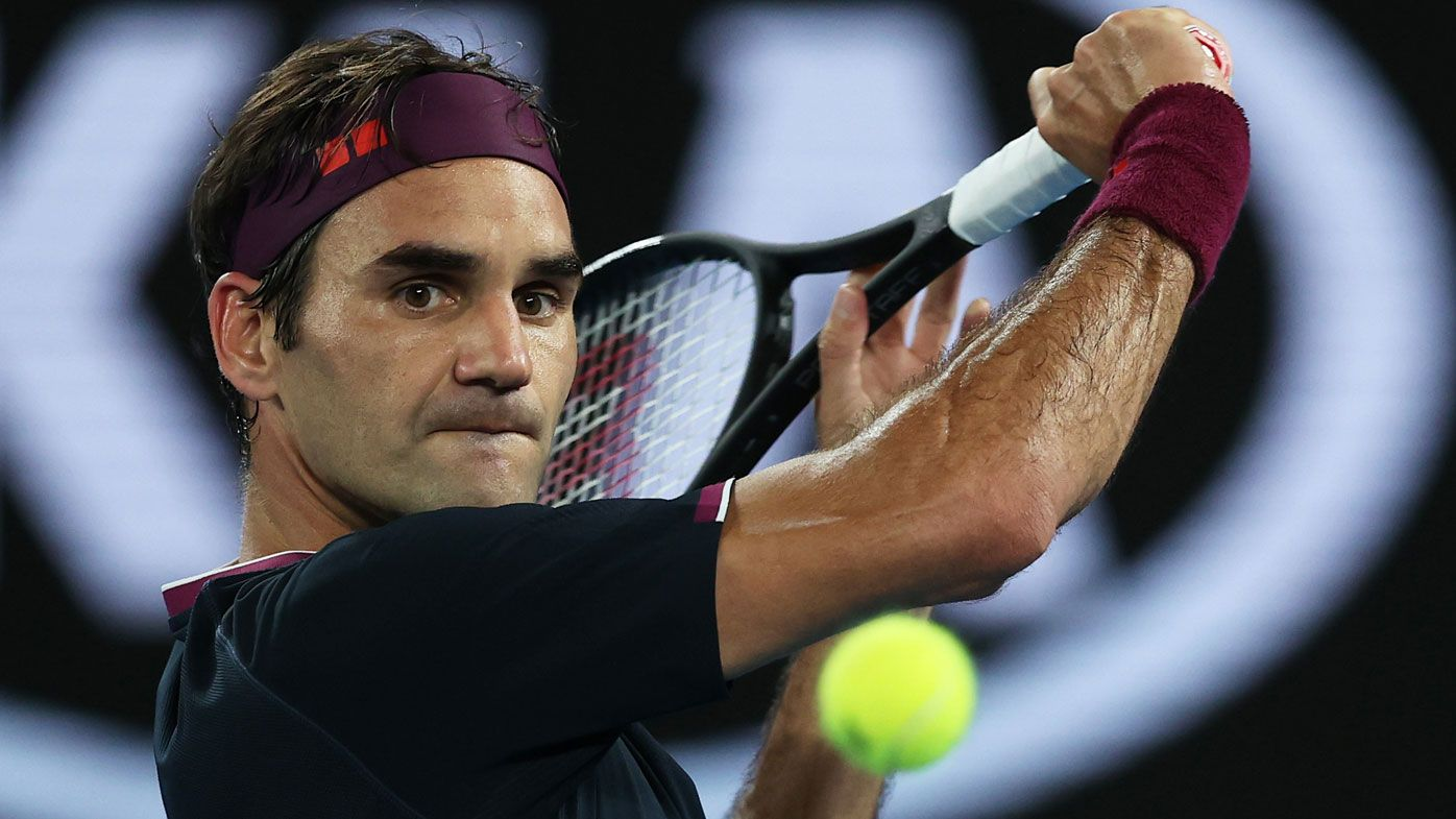 Federer's blunt response to retirement question in 2020