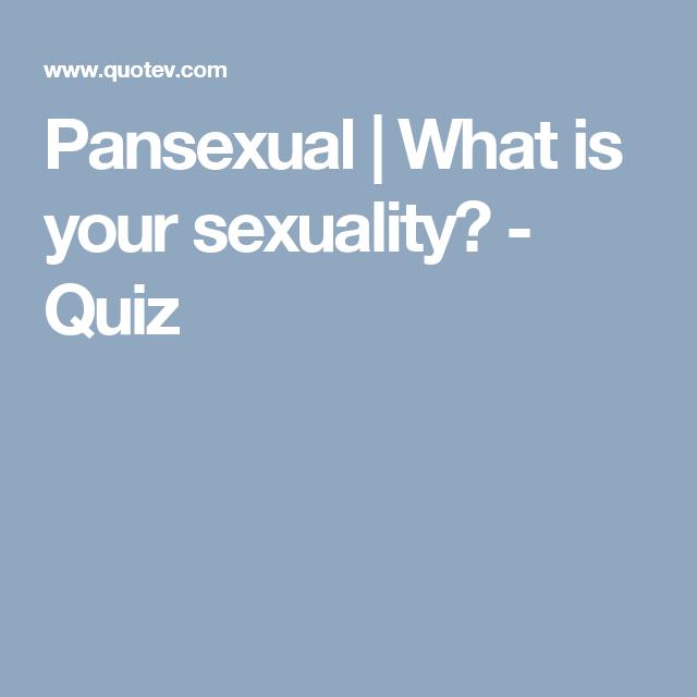 why am i gay quiz