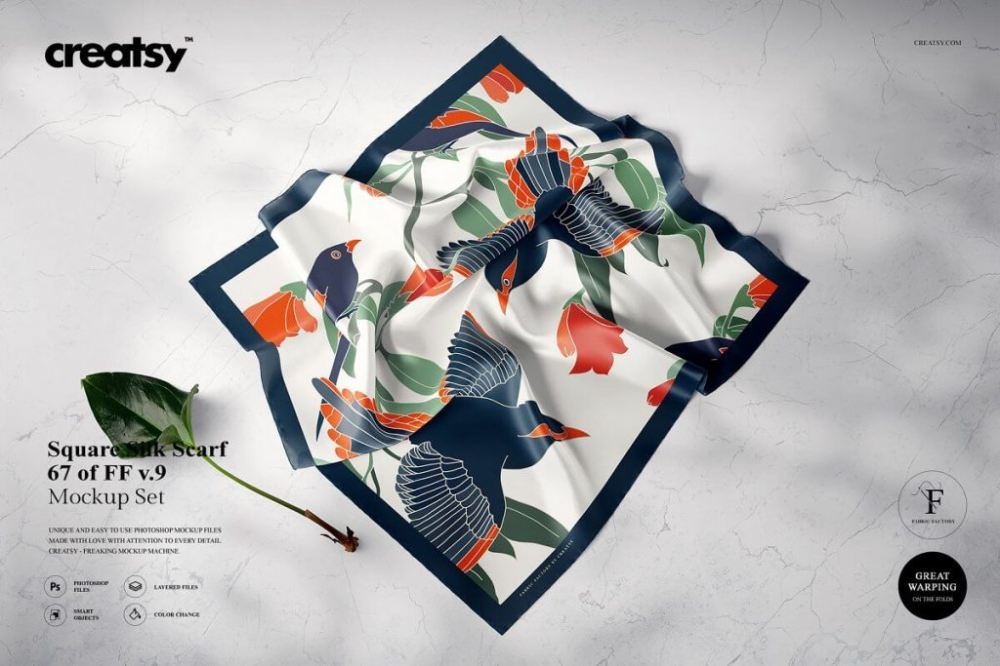 Download 23 Best Free Designer Scarf Mockup Psd Template Silk Scarf Design Print Scarf Design Scarf Organization