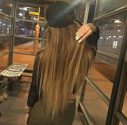 Image de hair, girl, and long hair
