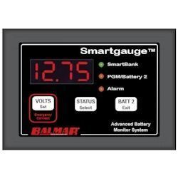 Balmar Smartgauge Battery Monitoring System Transit Digital Alarm Clock Monitor Clock