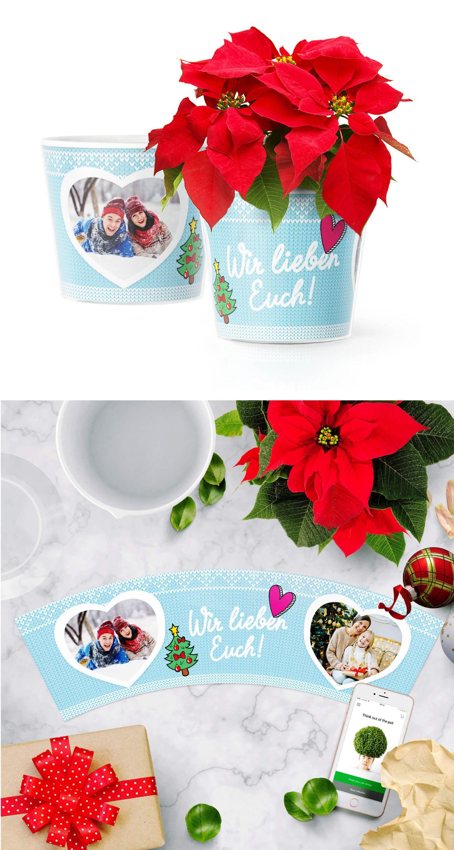 Wir Lieben Euch 🎄☃ Weihnachten Geschenke selber machen ...