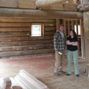 How To Build A Log Cabin How To Build A Log Cabin Log Homes Log Cabin