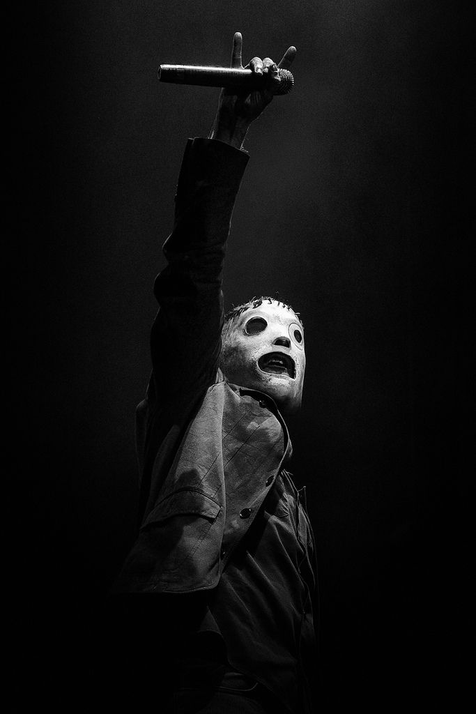Corey Taylor / Slipknot mostly METAL Pinterest