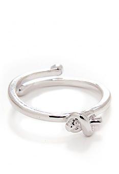 kate spade new york® Sailors Knot Adjustable Ring
